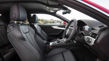 2017 Audi A5 Coupe.