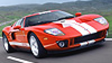 Chequered flag for Ford GT
