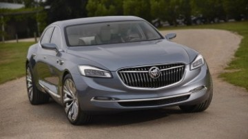 Buick's new Australian connection