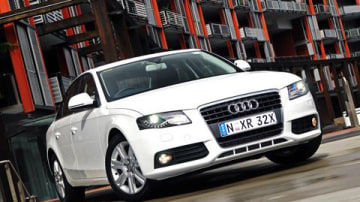 Audi Posts Positive 2009 Growth