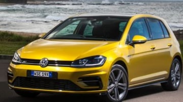 2017 Volkswagen Golf new car review