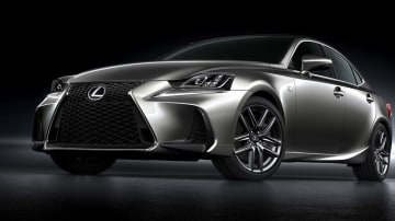 Lexus IS Update Revealed At Beijing Auto Show
