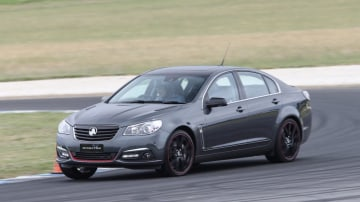 2017 Holden Commodore Director Limted Edition.