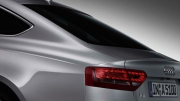 2010 Audi A5 Sportback Breaks Cover, Coming To Australia Early Next Year