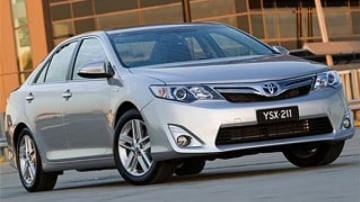 Toyota slashes entry price for Hybrid Camry