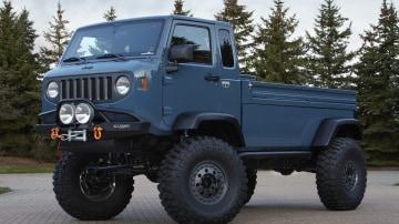 Jeep Reveals Six Safari Concepts