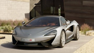 The Mclaren 570S could be joined by a wagon sibling.
