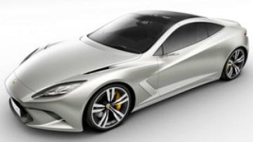 Lotus's Ferrari fighter