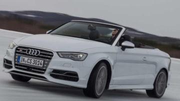 Audi S3 Cabriolet.