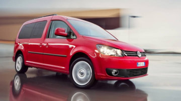 2012 Volkswagen Caddy Maxi Life 4Motion DSG Review