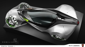 Cars of 2029 To Get LA Auto Show Preview