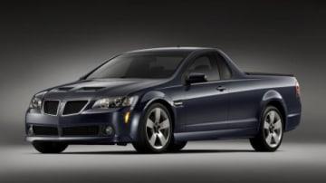 Finally Named: Meet the Pontiac G8 ST