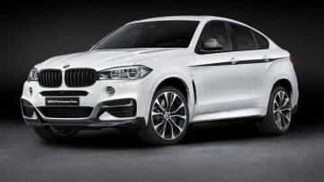 2015 BMW X6 Gets New M Performance Accessories