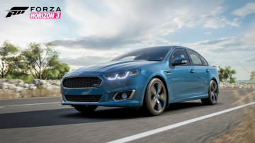 Ford's last performance cars are set to star in Forza Horizon 3.
