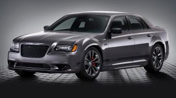 2015 Chrysler 300 SRT Core Satin Vapour: New Special Wafts Into Australia