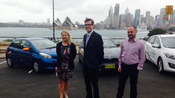 NSW Government Looks To Cut Costs With Car-Sharing Trial