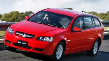 Holden omega Sportwagon
