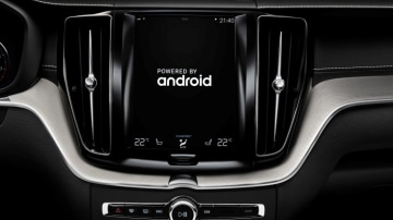 Volvo Cars partners with Google to build Android into next generation connected cars.