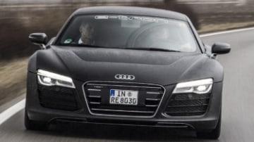 2015 Audi R8 e-tron first drive review