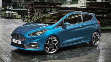 Three-cylinder power for next-gen Ford Fiesta ST