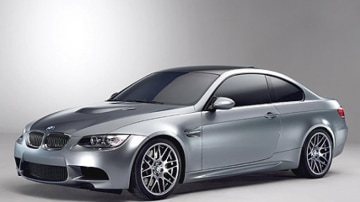 BMW's E92 V8-powered M3 will need supercar performance to live up to its reputation.