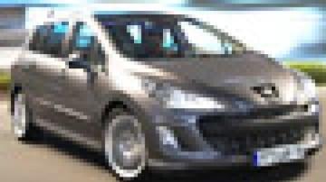 Peugeot 308 wagon