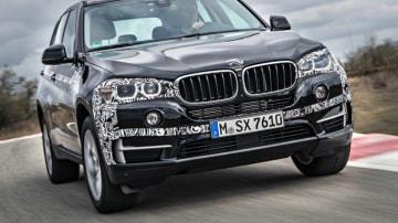 BMW X5 eDrive Plug-in Hybrid Update Bound For New York