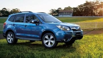 Subaru Forester 2.5i-L special edition