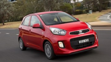 The Picanto city car is the most affordable model in Kia's Australian line up.