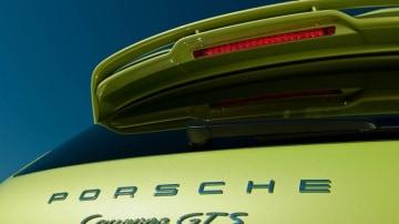 Porsche Cayenne GTS.