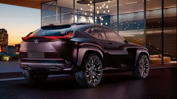 Lexus has revealed its UX concept ahead of the 2016 Paris motor show