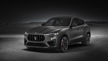 2018 Maserati Levante Trefeo.