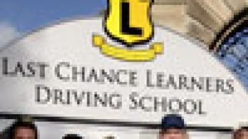 Learner drivers get their own reality show