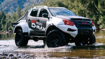 QLD Police 'ambushed' modified 4WDs