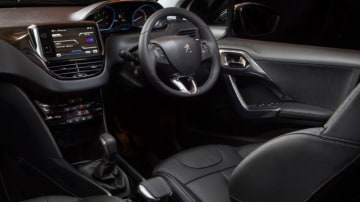 Peugeot 2008 Outdoor interior.