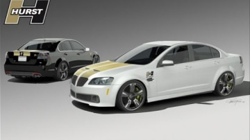 2010 Hurst Pontiac G8 and G6 Revealed
