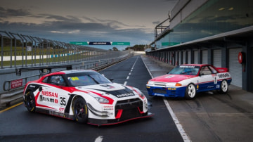 Nissan will enter its GT3 GT-R in the final two rounds of the 2016 Australian GT Championship.