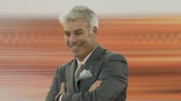 McLaren design director Frank Stephenson.