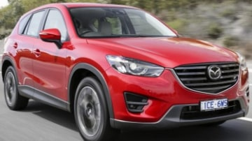 Mazda CX-5 first drive review