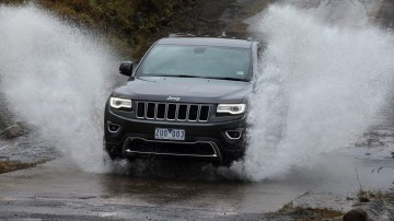 Jeep caused a splash with successful advertising.