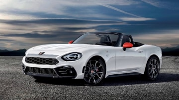 Abarth 124 Spider Monza Edition.