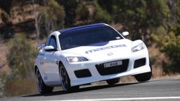 Mazda To Enter Two Mazda3 MPS' And One Turbo RX-8 In Targa Tasmania