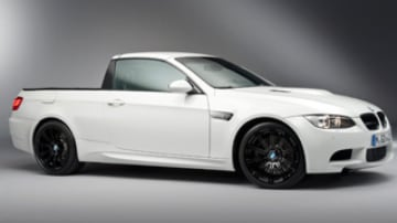 BMW launches 300km/h ute