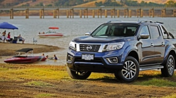 Nissan has moved to address criticism of its Navara ute by reworking its suspension.