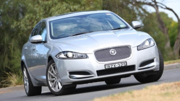 2012 Jaguar XF 2.2D Premium Luxury Review