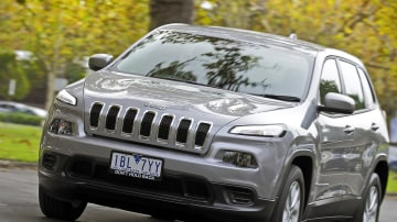 Jeep Cherokee Recalled For Seat Securement