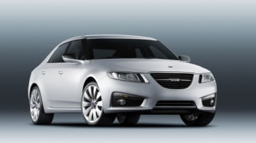 Saab Preparing 9-5 Hybrid: Report