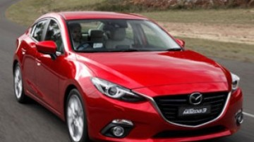 Mazda3 first drive review