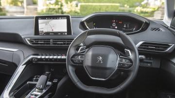 2018 Peugeot 5008.