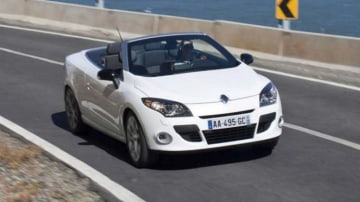 Renault's hard-top Megane Coupe-Cabriolet looks good but lacks some of the finesse of its hatch sibling.